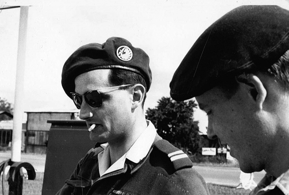 Demolition Man -- Remembering Robert de La Rochefoucald's Most Daring Wartime Mission