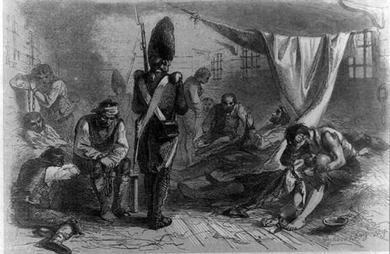 Floating Purgatory – Life and Death Aboard an 18th Century British Prison Hulk