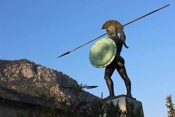 The Myth of Sparta — Were Ancient Greece's Greatest Warriors Overrated?