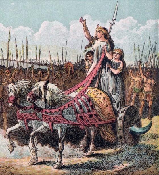 Warrior Queens — Five Legendary Women Who Took On the Roman Empire