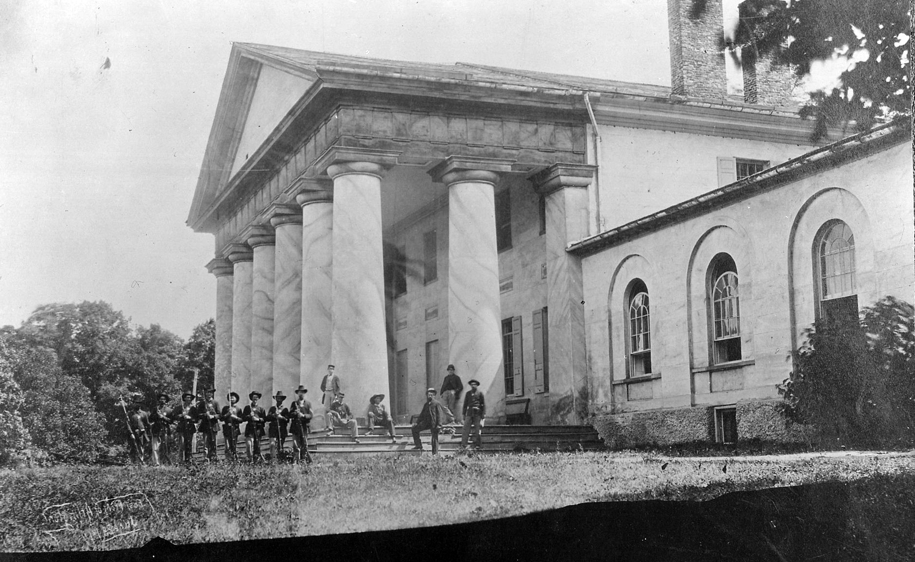 Consecrated in Blood – The Real Story Behind the Founding of Arlington National Cemetery - MilitaryHistoryNow.com