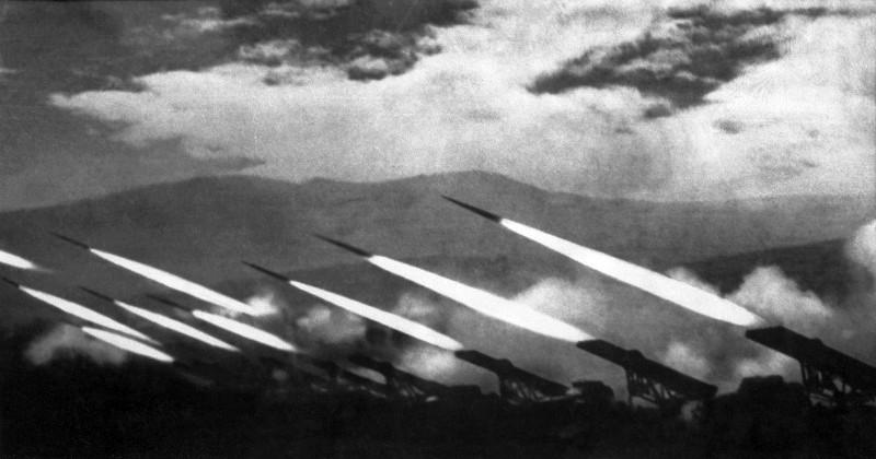 Stalin's Organ – 10 Surprising Facts About the Katyusha Rocket