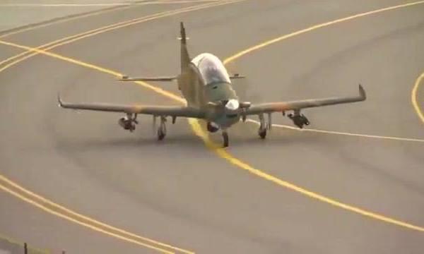 TAI Hürkuş C Counter-Insurgency Aircraft