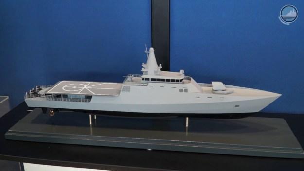 UDT 2017 Day 1: Saab MCMV 80, RTSYS SONADIVE, JFD Torpedo SEAL, DCNS F21