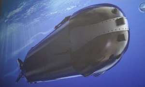UDT 2017 Day 2: Saab Lightweight Torpedo, Rheinmetall Simulator, Safran Submarine Masts