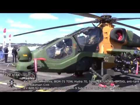 TAI/AgustaWestland T129 ATAK