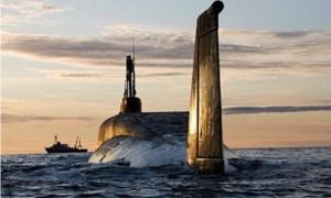 K-535 Yuriy Dolgorukiy Ballistic Missile Submarine