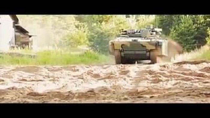 Kurganets-25 Tracked Platform