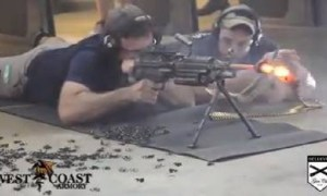 THIS is how you properly DESTROY a suppressor.