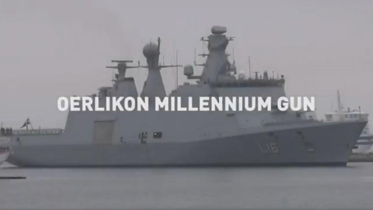 Rheinmetall Oerlikon Millennium Gun