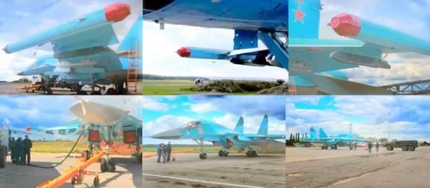 Russia Khibiny Electronic Warfare Suite Combat Simulation