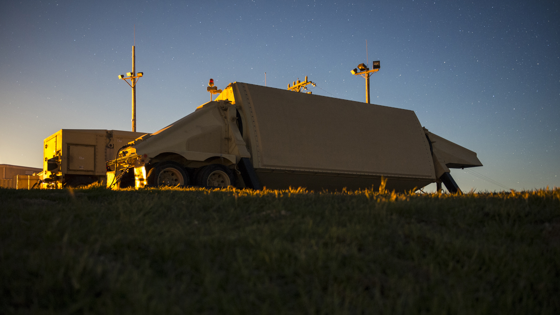 AN/TPY-2 Army Navy/Transportable Radar Surveillance