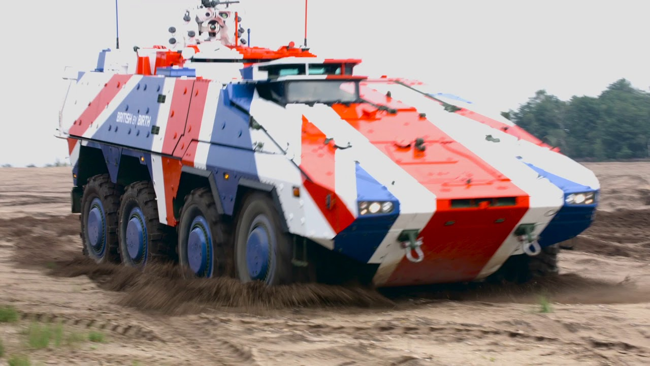 Boxer Mechanised Infantry Vehicle (MIV)