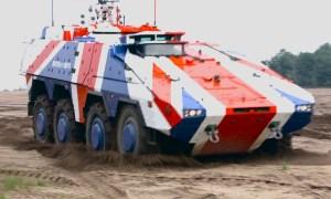 Boxer Mechanised Infantry Vehicle (MIV)