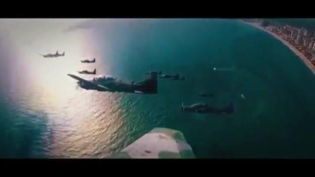 Brazilian Air Force Embraer A-29 Super Tucano