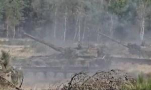 Dragon-17 Artillery Exercise