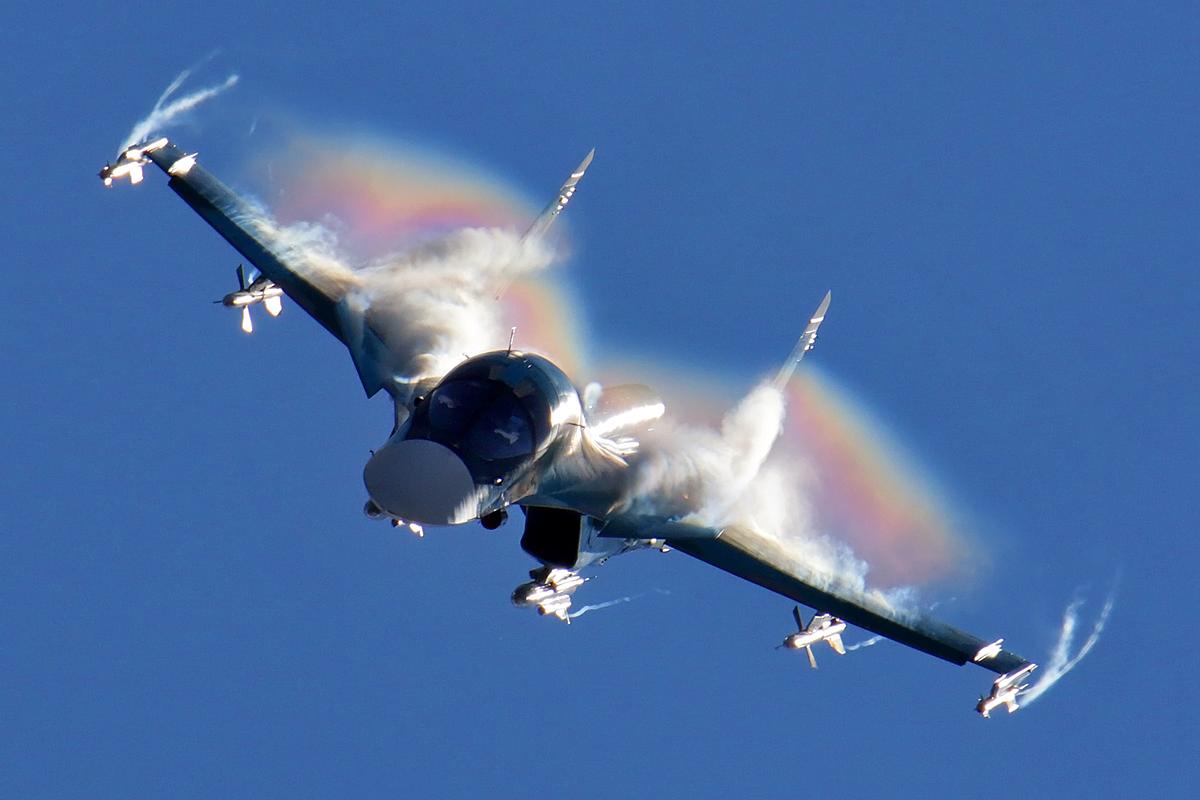 Sukhoi Su-32/34 Fullback