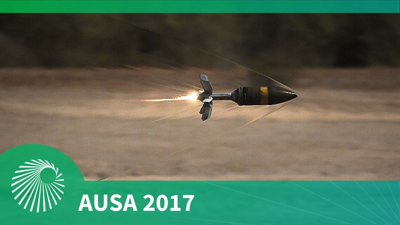 AUSA 2017: Orbital ATK's XM1147 Advanced multi-purpose ammunition