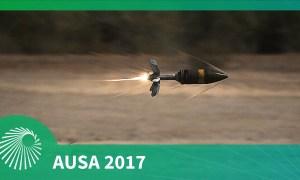 AUSA 2017: Orbital ATK's XM1147 Advanced multi-purpose ammunition
