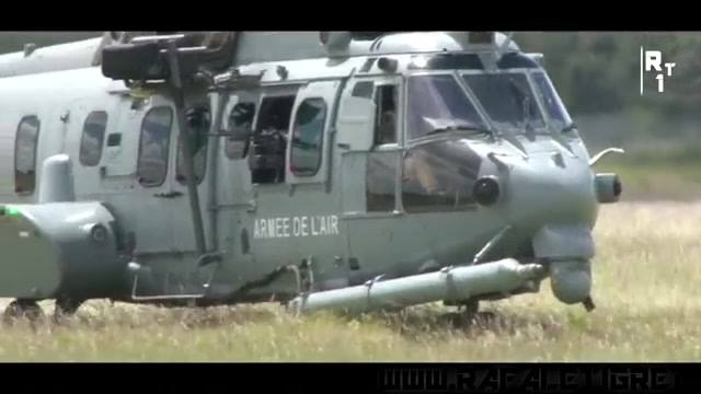 Eurocopter EC725 Caracal