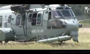 Eurocopter EC725 Caracal