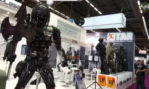 Eurosatory 2018 the most important defense and security exhibition in the world is for June 2018