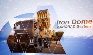 Iron Dome Dual Mission C-RAM & VSHORAD Systems