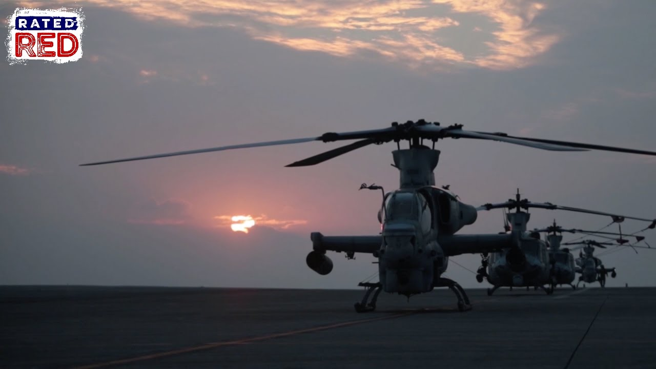 Marines Debut Bell AH-1Z Vipers In The Pacific