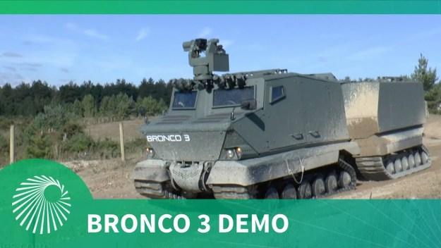 Showcase: Bronco 3 ATTC by ST Kinetics