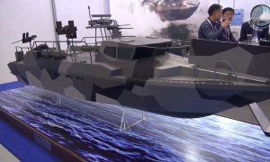 MADEX 2017 South Korea Maritime Defense Exhibition Day 3