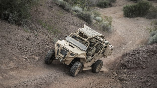 Polaris Defense MRZR D2