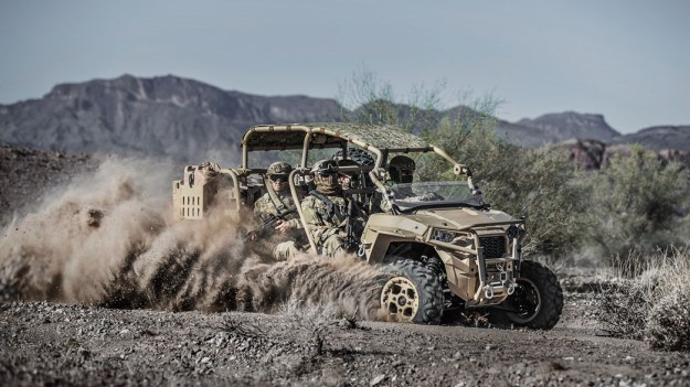 Polaris Defense MRZR D4
