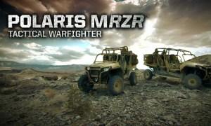 Polaris Defense MRZR