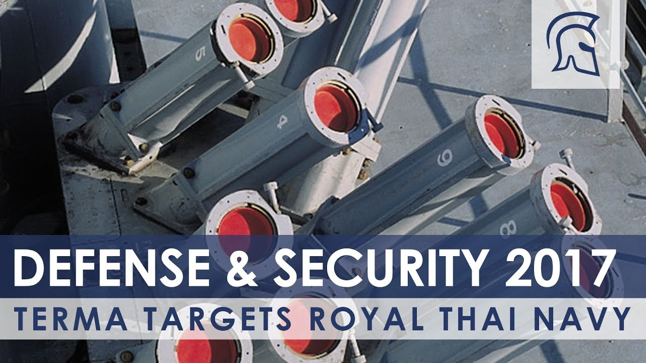 Terma Targets Royal Thai Navy