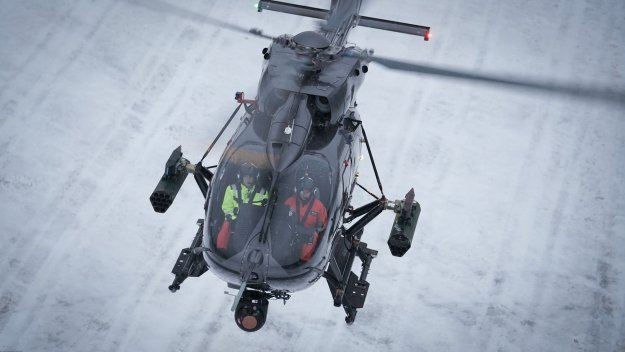 Airbus Helicopters with HForce-equipped H145M