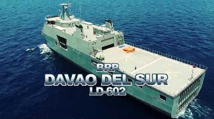 BRP Davao del Sur (LD-602)
