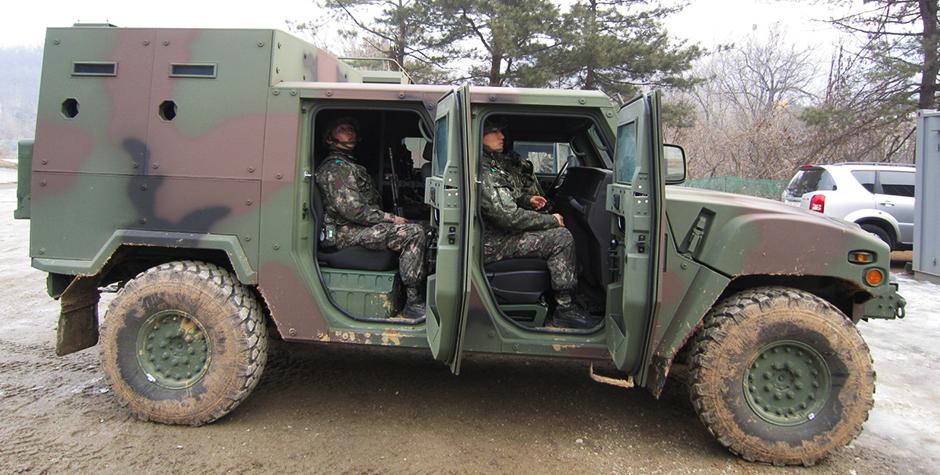 Kia Light Tactical Vehicle (KLTV)