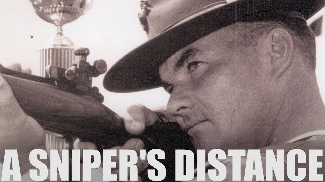 A Sniper's Distance: Legendary Marksman Master Sgt. Eric England