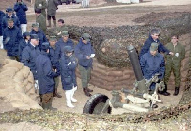 The TDA's 120 mm Rifled Towed Mortar