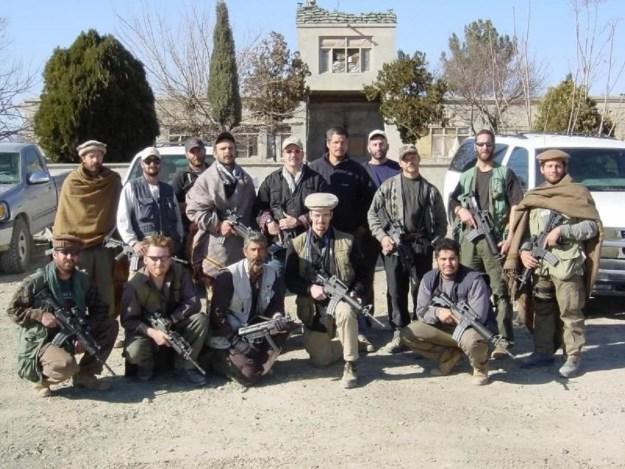 1st Special Forces Operational Detachment-Delta (1st SFOD-D Delta Force)
