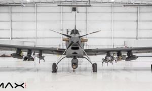 IOMAX Archangel Counter-Insurgency Aircraft