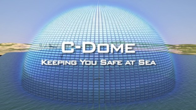 C-Dome Naval Point Defense