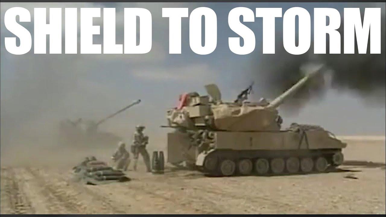 Desert Shield to Desert Storm