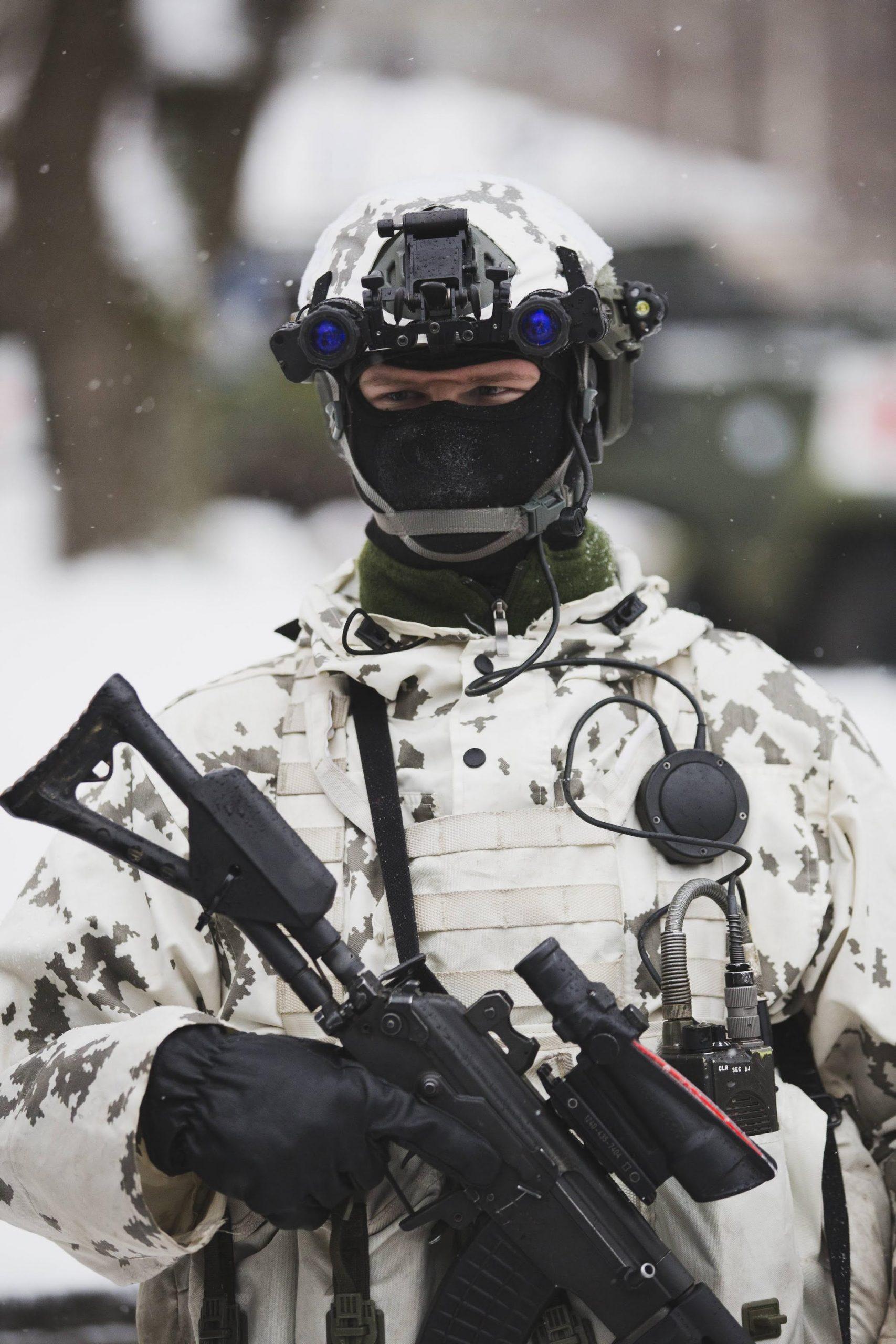 Erikoisjääkärit (EJkr) Special Jaegers
