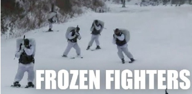 Frozen Fighters | Cold Weather Training