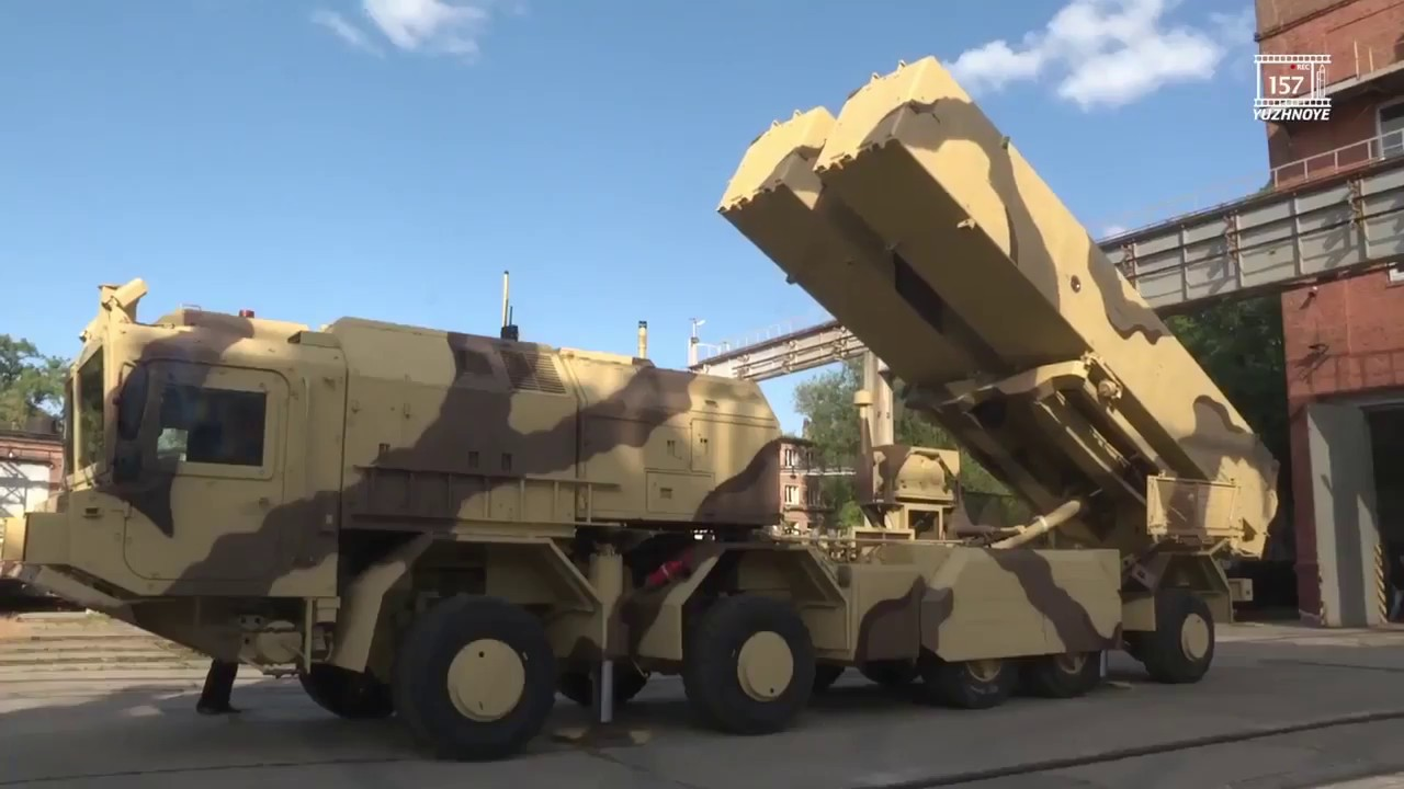 Grom-2 (Thunder-2) Tactical Missile System