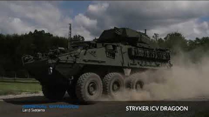Stryker Infantry Carrier Dragoon (ICVD)
