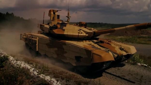 T-90MS Tagil Main battle tank