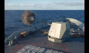 HMAS Hobart First of Class Trials