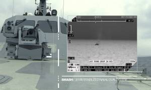 Aselsan SMASH (MUHAFIZ) 30mm Remote Controlled Stabilized Naval Gun System